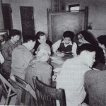 SFX old photo - Sr Fung  teaching Chinese