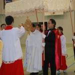 Altar servers at CC procession (2)