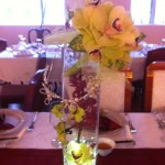 Arrangement (10) at Vietnamese banquet
