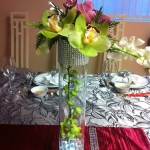Arrangement (11) at Vietnamese banquet