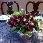 Arrangement (12) at Vietnamese banquet