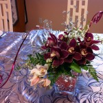 Arrangement (13) at Vietnamese banquet