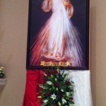 Arrangement (15) on Divine Mercy Sunday