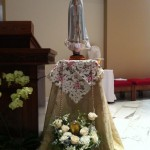 Arrangement (19) Our Lady of Fatima